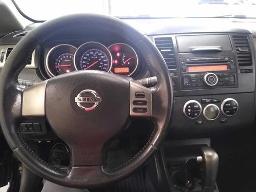 tiida sl 1.8 2011 automatico