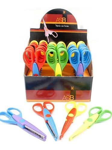 tijera con formas varios modelos para elegir