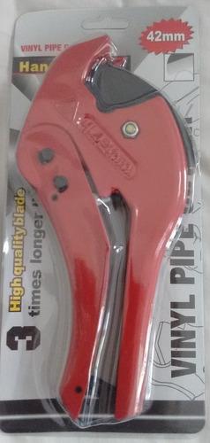 tijera corta tubos pvc pinza hasta 3 a 42mm
