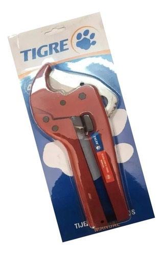 tijera cortatubo de 20 a 40 tigre especial para termofusión