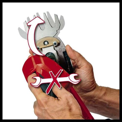 tijera de podar inalambrica y cortacerco 18v einhell garantía oficial 2 años - envio gratis - factura a / b
