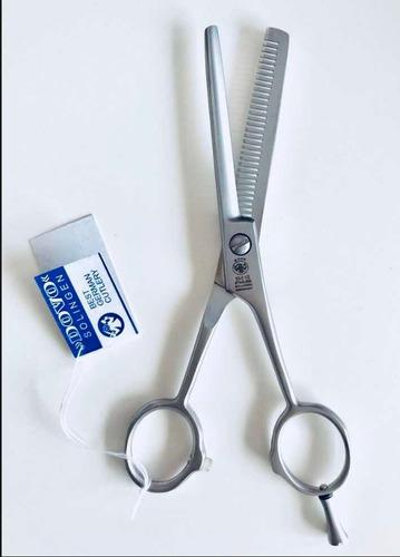 tijera dovo de pulir en 5.5 o 6 profesional peluqueria