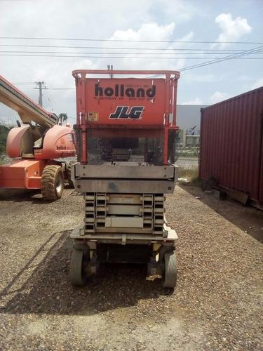 tijera eléctrica jlg 3246es 2007 300 horas certificada