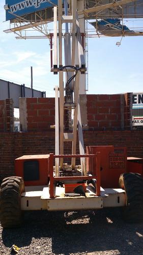 tijera elevador jlg 33rts diesel 4x4