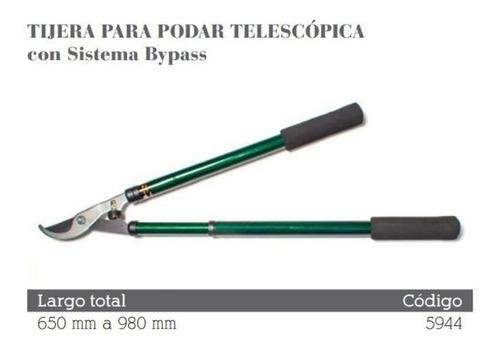 tijera extensible telescopica cortacerco bypass bremen 5944