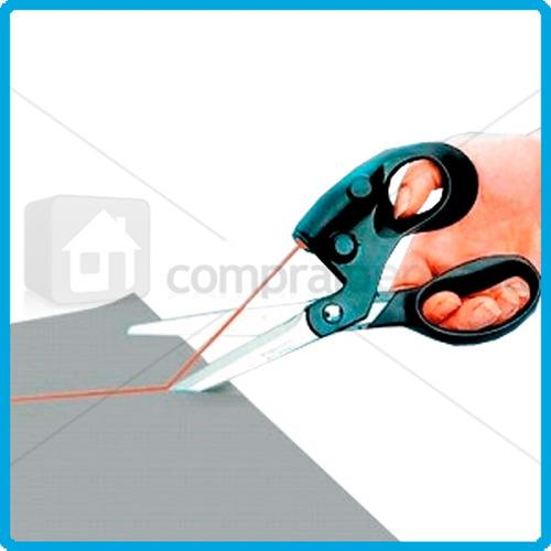 tijeras laser profesionales corte de precisión papel tela y+
