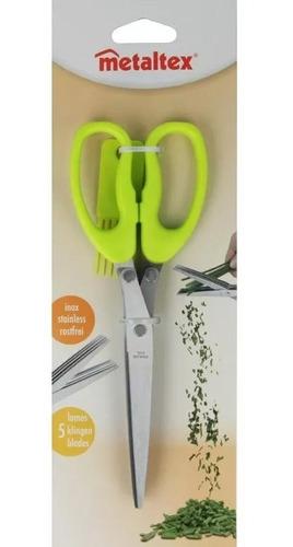 tijeras para utensilio para