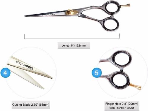 tijeras professional barber hair-cutting scissors / shears