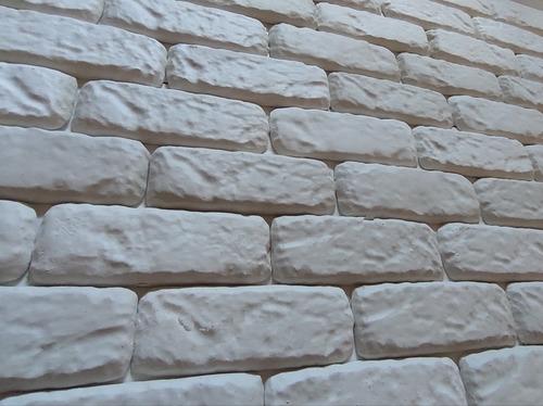 tijolo rústico 3d gesso r$1,50 cada