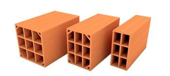 tijolos vedaçao, estrutural ceramicos  apartir $0,95