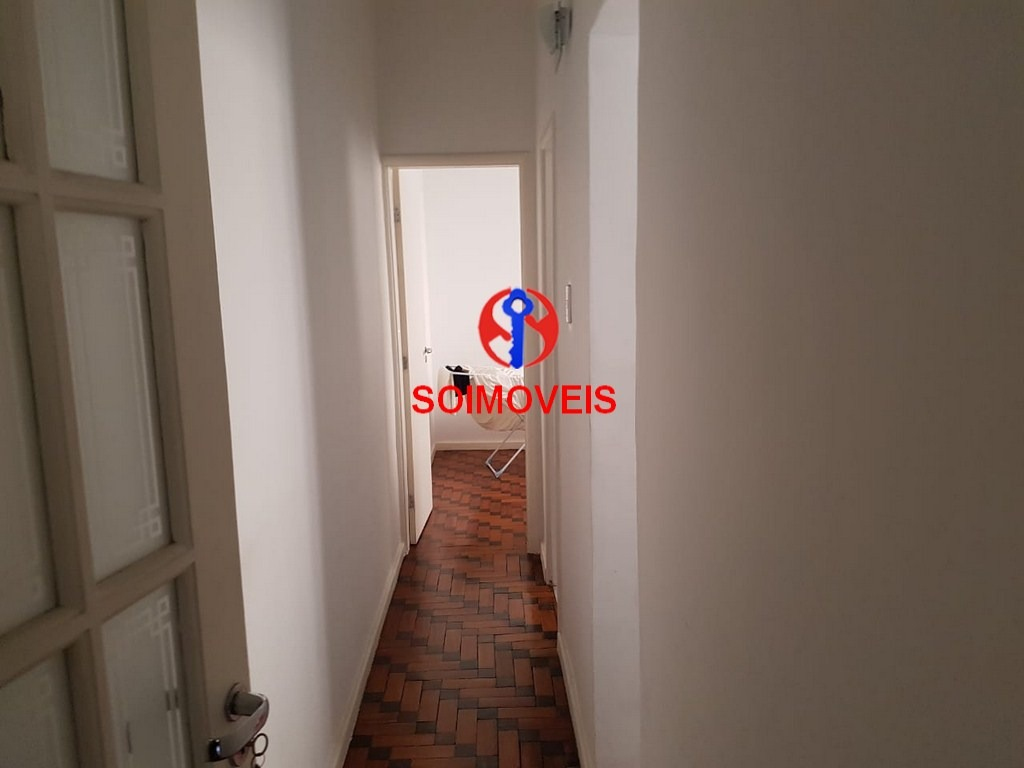 tijuca, sala, 2 quartos