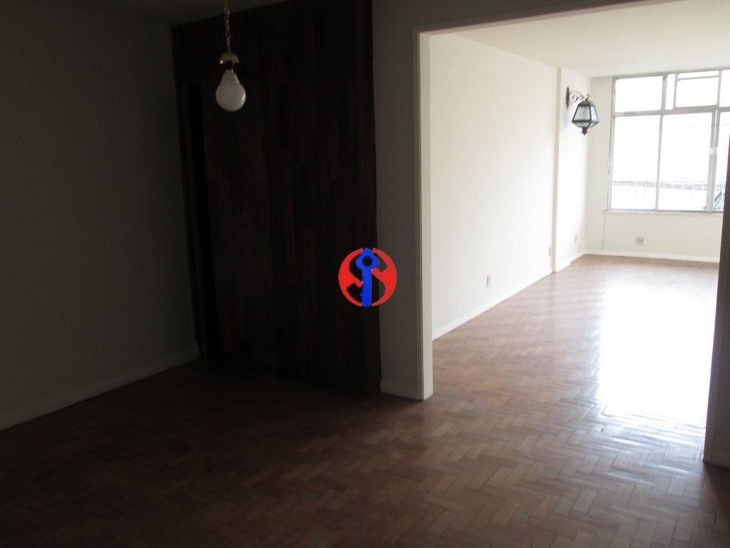 tijuca, sala, 3 quartos