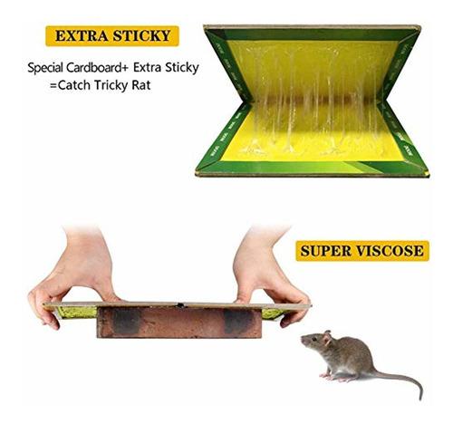 tillain trampa de ratón, trampas pegamento