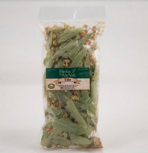 tilo 15 grs. - hierbas medicinales. aromáticas alto valle