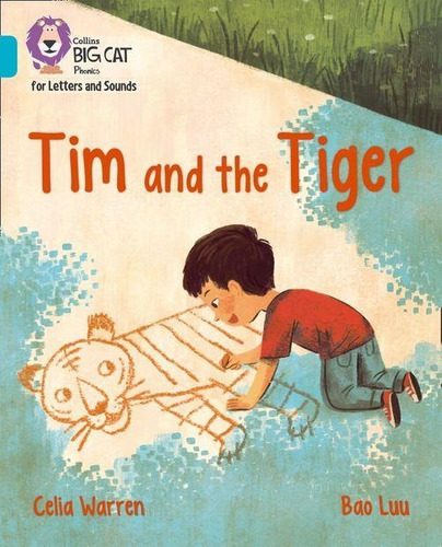 tim and the tiger - big cat phonics for letters and sounds k