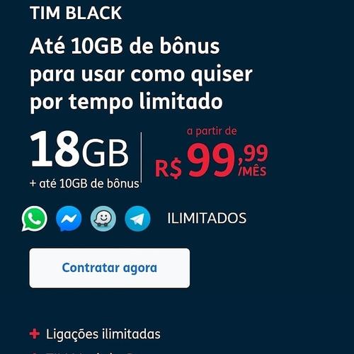 tim chip tim black