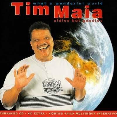 tim maia what wonderful world cd