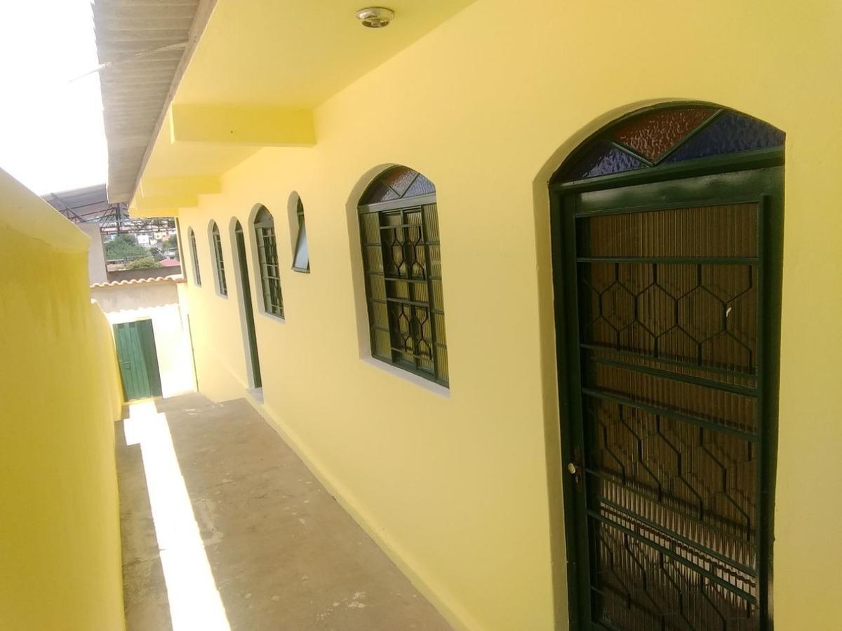 òtima casa de 2 quartos no bairro novo progresso, em contagem - 7828