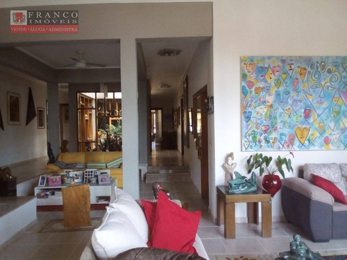 òtima casa térrea em frente à festa do figo - ca0341