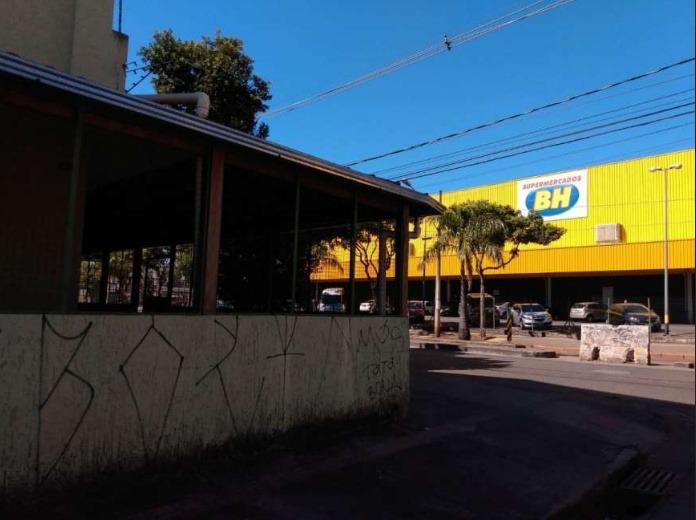 òtima loja de aproximadamente 220m² na av. principal do bairro santa terezinha em bh. região pampulha! - 7585