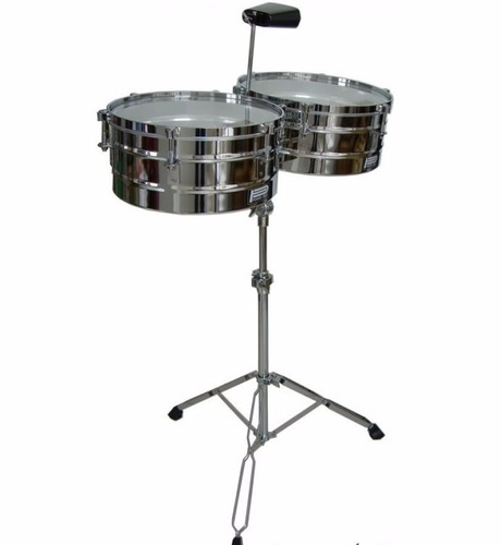timbal power beat con cencerro  14   y 15  ltb-34