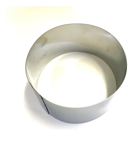 timbal redondo 10 cm diametro x 5 cm alto doña clara