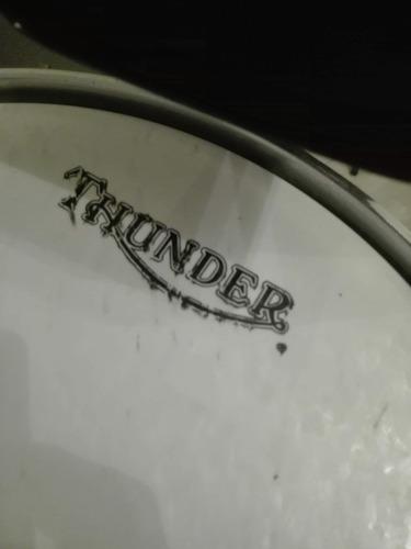 timbaletas thunder con campanas y soportes