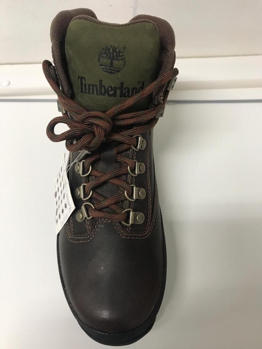 Nuestra compañía Pedagogía enfermo  Timberland Authentics Euro Hiker Toddler Tb44098 - R$ 399,00 em ...