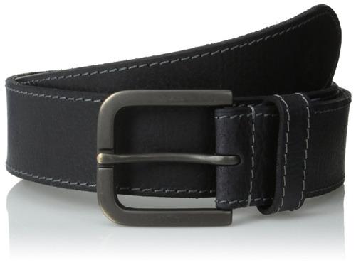 timberland cinturón engrasado aceitoso 40mm para hombres, ne