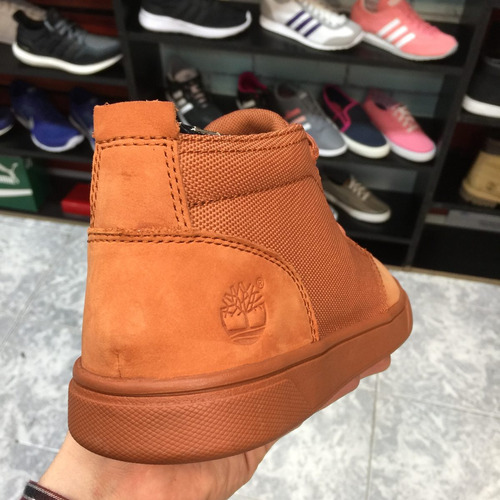 timberland groveton 2017 naranja a19ve look trendy