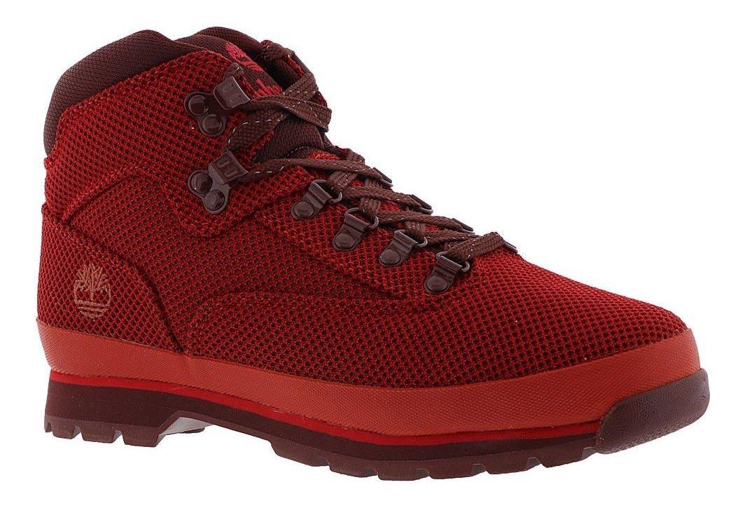 98c8e4c32ed Timberland Men's Euro Hiker Cordura Fabric Boots