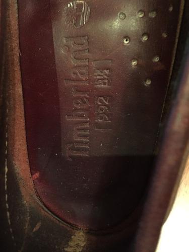 timberland mocasin zapatos