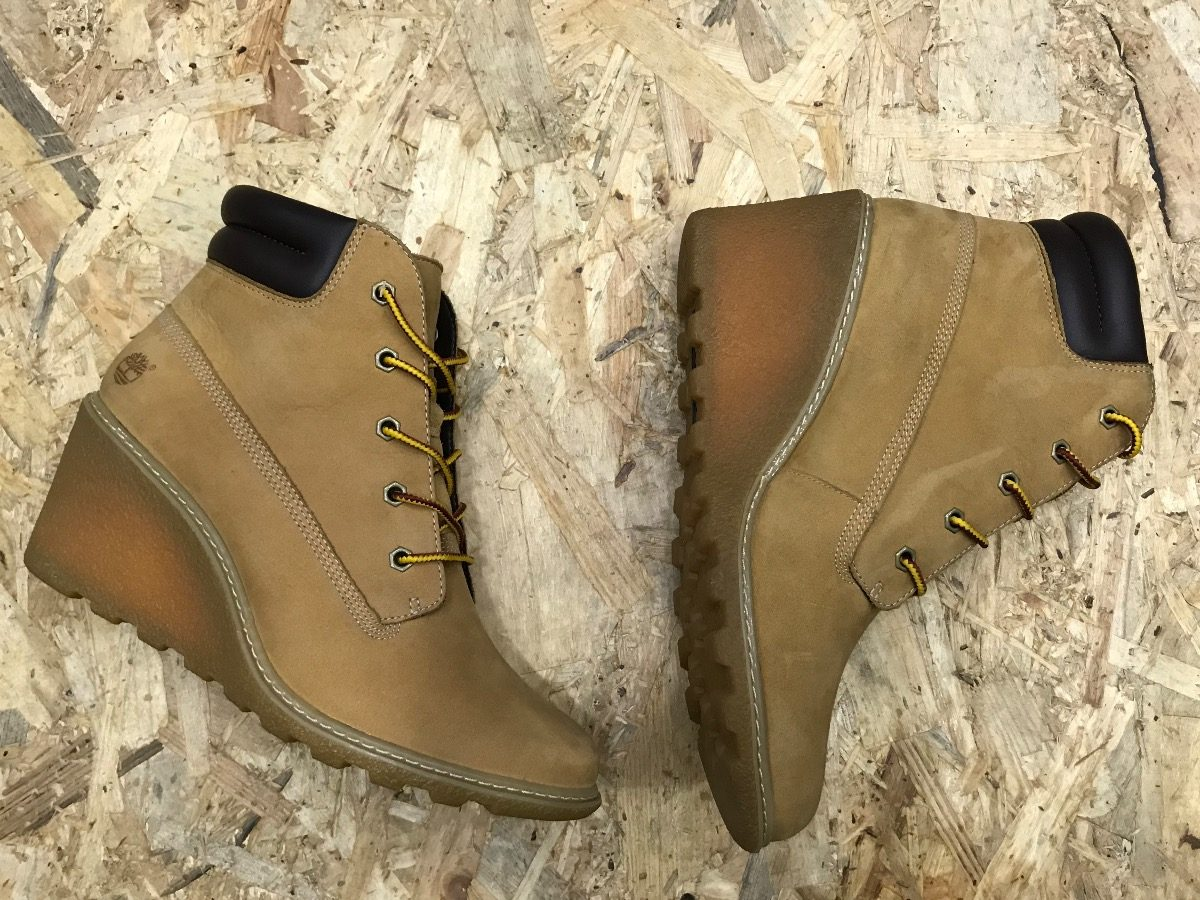 Timberland Mujer Earthkeepers Amston 6 Wedge 8251a 9us
