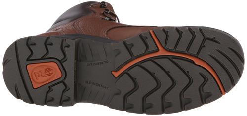 timberland pro men's titan botas de tacón de 6 pies de c...