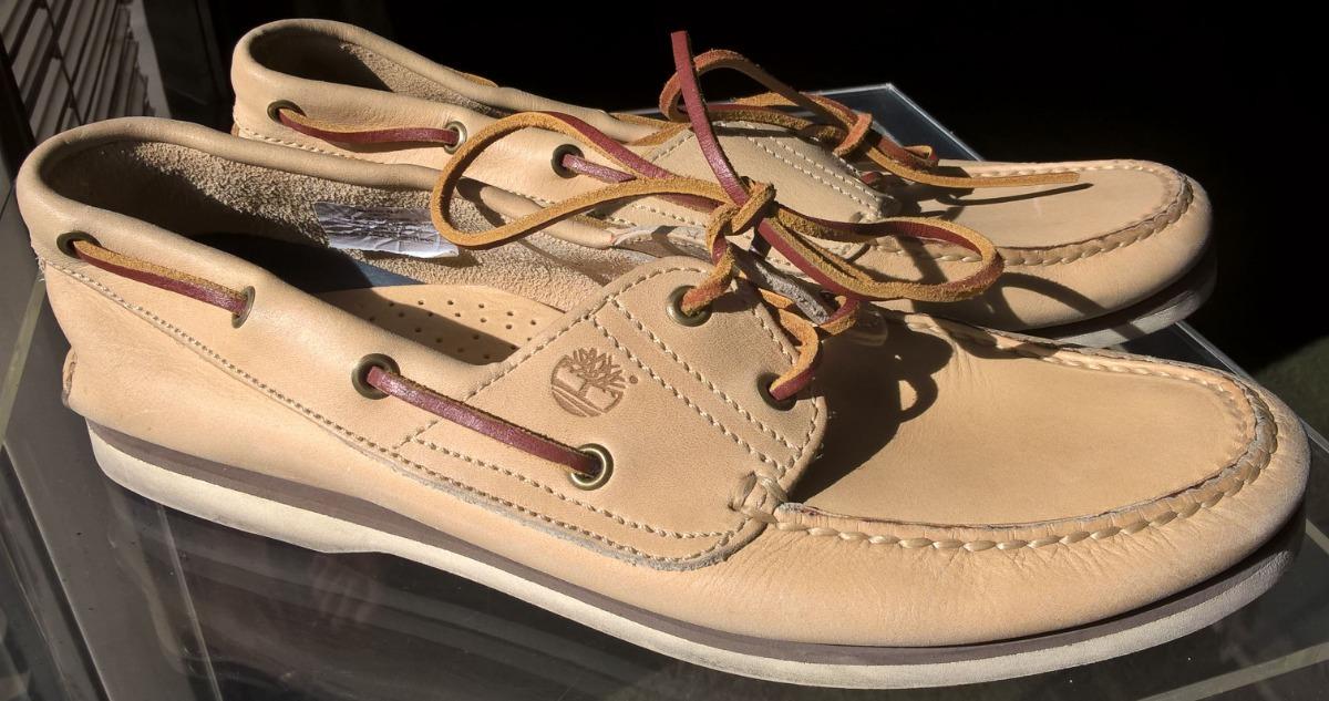 bc355a37b56 Cargando talle 44 cuero zoom zapatos 12us timberland mocasines 5 nauticos  O87qfwP