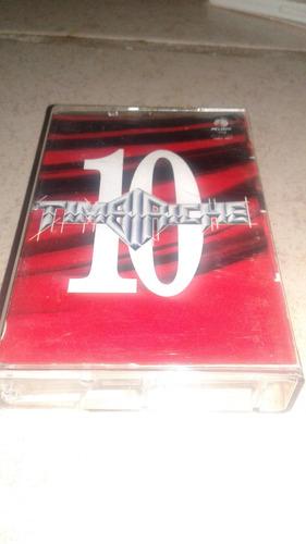 timbiriche 10  cassette