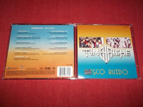 timbiriche - disco ruido cd nac ed 2004 mdisk