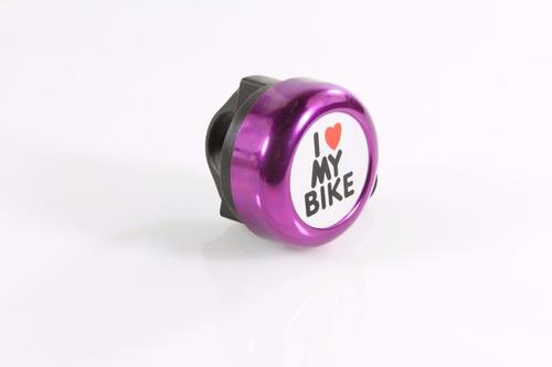 timbre  campana  para bicicleta