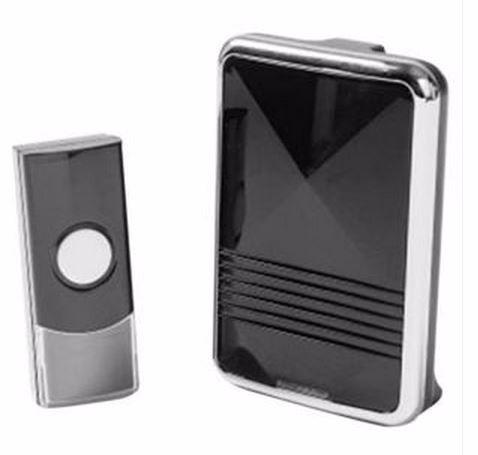 timbre inalambrico exterior alcance 70m 36 sonidos