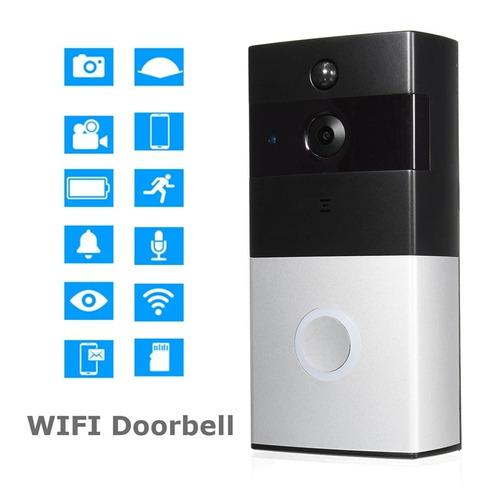 timbre inalambrico inteligente wi-fi hd