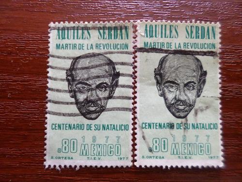 timbres postales y fiscales