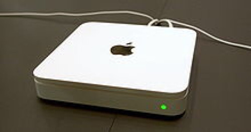 time capsule apple - impecable 1tb