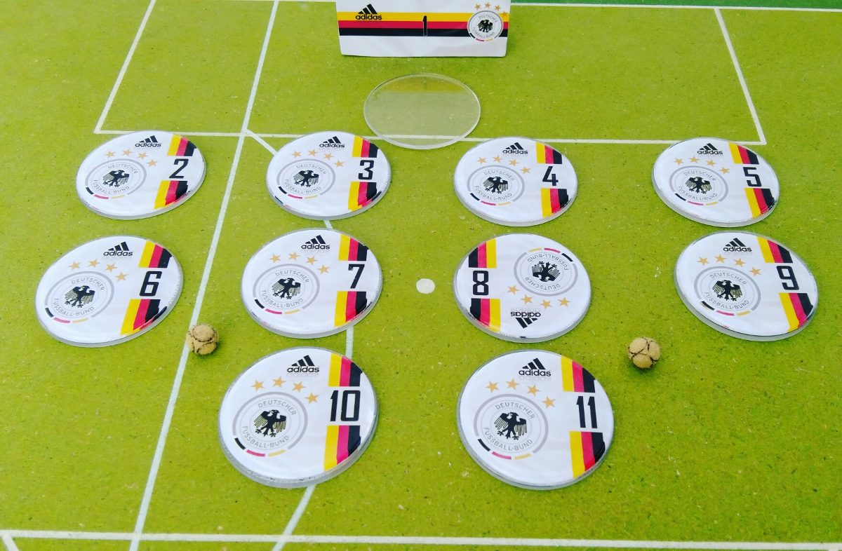 Time De Botão Alemanha - R  79 dcbf877a1548c