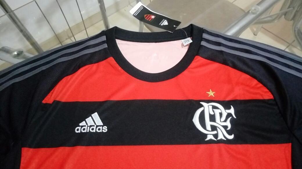 time flamengo brasil camisa futebol. Carregando zoom... camisa oficial  futebol adidas ... 0beb1da754f96