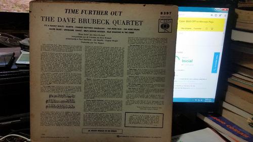 time further out dave brubeck quartet vinilo nacional