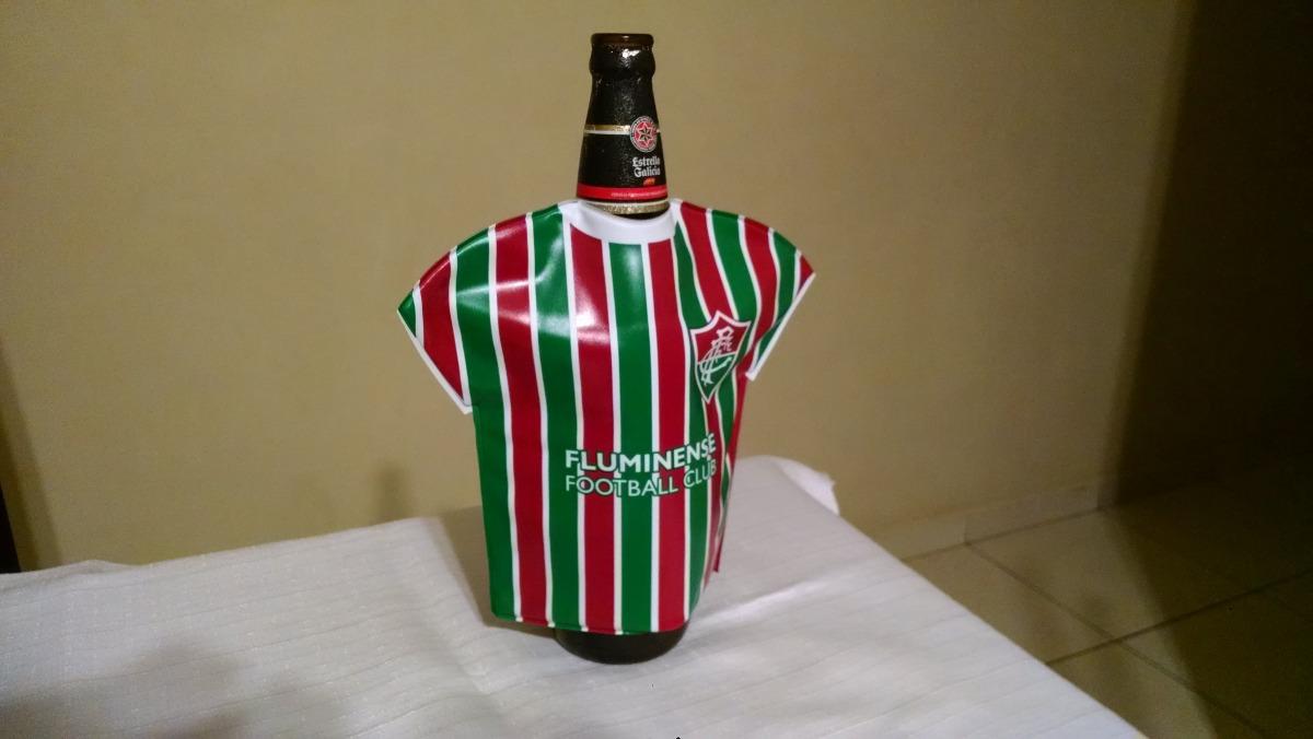 Camisa Térmica P  Garrafa Cerveja (time De Futebol) - R  23 d73039702177b