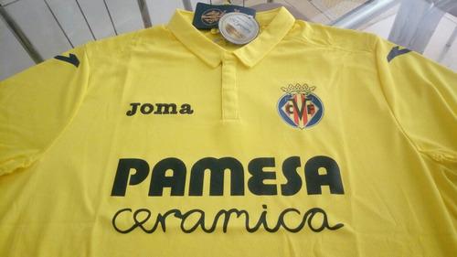 time futebol camisa. Carregando zoom... camisa oficial joma time futebol  villarreal espanha ba55c9484bf22
