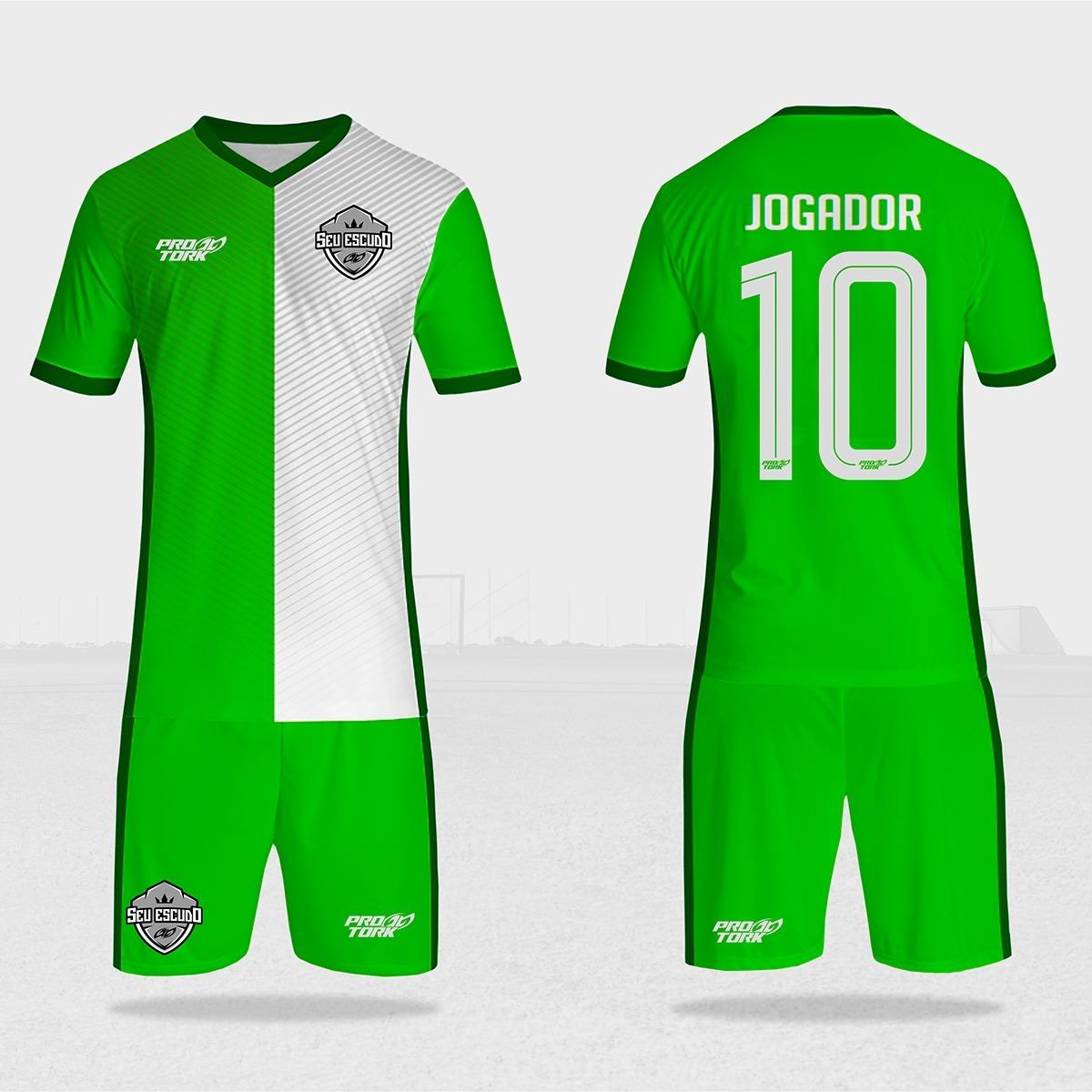 2b5dc1260 Carregando zoom... camisa de time personalizada futebol ou futsal