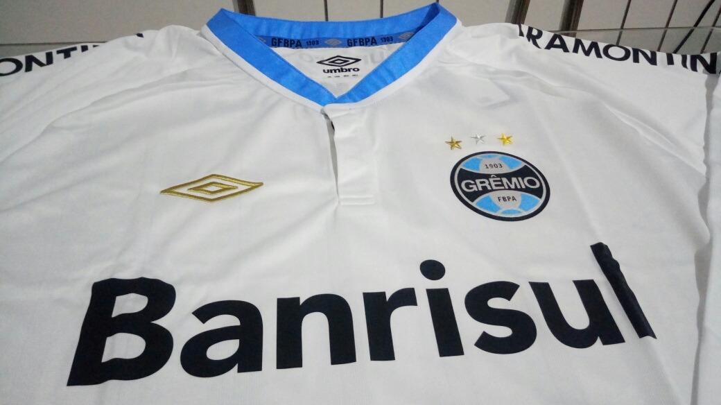 Carregando zoom... camisa futebol umbro time grêmio porto alegre brasil  oficial 4babdf20df900