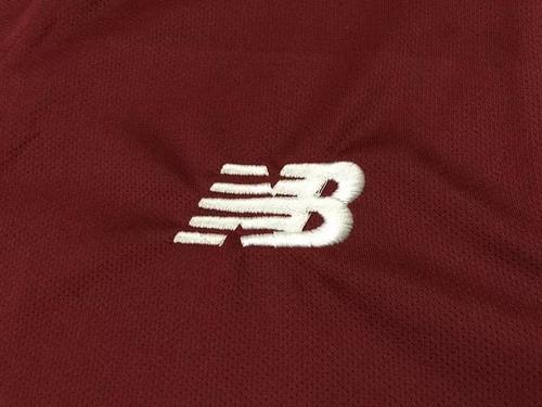 deb20b527e time liverpool camisa. Carregando zoom... 2 nova camisa de time liverpool  2018 19 vermelha new balance